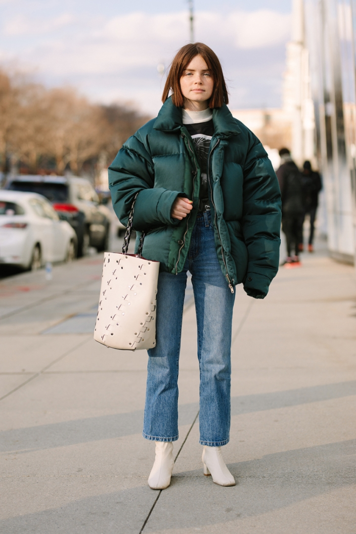 9 Street Style Looks Straight From #NYFW